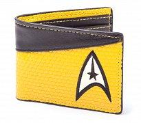 Star Trek peněženka (žlutá)