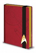 Star Trek Poznámkový blok Premium A5 Engineering