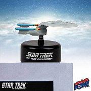 Star Trek TNG Kývající se figurka USS Enterprise NCC-1701-D