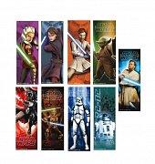 Star Wars 3D Záložky - 18 kusů