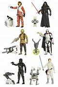 Star Wars Akční figurky 2015 Jungle/Space 1 - 12 kusů
