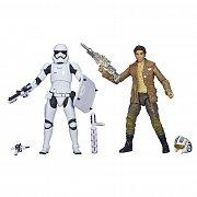 Star Wars Black Series Akční figurky Dvoubalení 2015 Poe Dameron & Stormtrooper