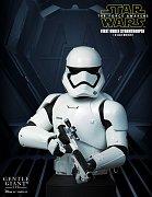 Star Wars Episode VII Bust 1/6 First Order Stormtrooper Deluxe MB 16 cm