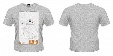 Star Wars Episode VII T-Shirt BB-8 Manual