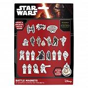 Star Wars Epizoda VII Magnetky na lednici