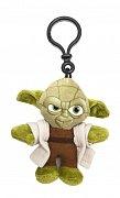 Star Wars Epizoda VII Plyšová klíčenka Yoda