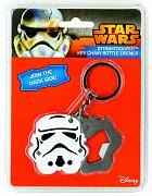 Star Wars Klíčenka s otvírákem Stormtrooper
