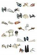 Star Wars Micro vozidla 2015 - 12 kusů