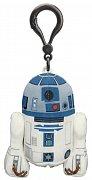 Star Wars Plyšová klíčenka se zvuky R2-D2