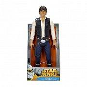 Star Wars Sochy Han Solo 4 ks