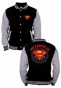 Superman Baseball Varsity Jacket Metropolis