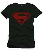 Superman T-Shirt Red Logo