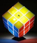 Svítící Rubikova kostka