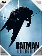 The Dark Knight Returns Glass Poster Batman 30 x 40 cm