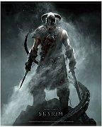 The Elder Scrolls V Skyrim Plakát Dragonborn