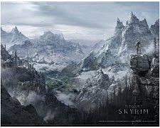 The Elder Scrolls V Skyrim Plakát Valley