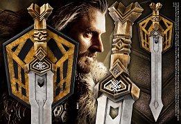 The Hobbit (Hobit) Replika Thorinův meč
