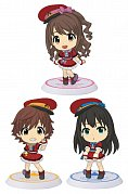 The Idolmaster Cinderella Girls ChiBi Figurky Evo! Revo! Generace - 10 kusů