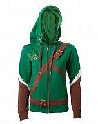 The Legend of Zelda Ladies Hooded Sweater Link Cosplay