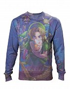 The Legend Of Zelda Sweater Link All Over