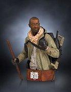 The Walking Dead Deluxe Bust 1/6 Morgan Jones 18 cm