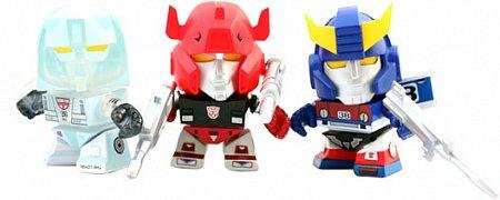 Transformers Akční figurka SDCC 2014 Autobot - 3 kusy