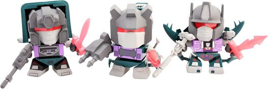 Transformers Akční figurka SDCC 2014 Dinobots - 3 kusy