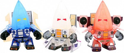 Transformers Akční figurka SDCC 2014 Ghost Seekers - 3 kusy
