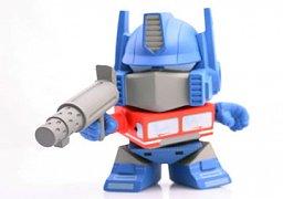 Transformers Akční figurka se zvukem Optimus Prime