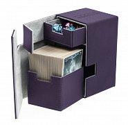 Ultimate Guard Flip Tray na karty 100+ (XenoSkin fialová)