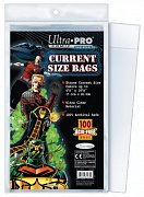 Ultra Pro Comic Bags Current Size (100)