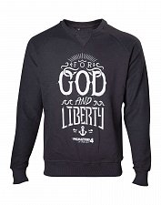 Uncharted 4 Sweater For God and Liberty