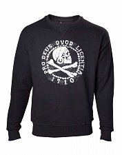 Uncharted 4 Sweater Pro Deus Qvod Licentia