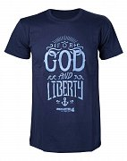 Uncharted 4 T-Shirt For God and Liberty
