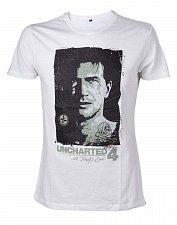 Uncharted 4 T-Shirt Nathan Drake Compas