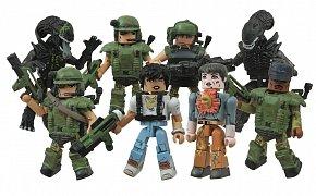 Vetřelci (Aliens) Minimates Akční figurky série 1 - 12 kusů