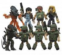 Vetřelci (Aliens) Minimates Akční figurky série 2 - 12 kusů