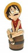 One Piece Bust Bank Luffy 17 cm