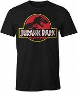 Jurassic Park T-Shirt Classic Logo