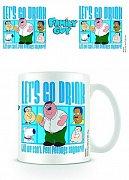 Family Guy Hrnek Drink