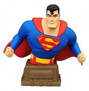 Superman The Animated Series busta Superman 15 cm
