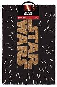 Star Wars rohožka Logo 40 x 60 cm