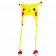 Pokemon Lyžařská čepice  Yellow Laplander Pikachu