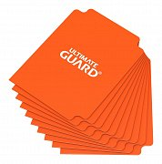 Ultimate Guard Card Dividers Standard Size Orange (10)