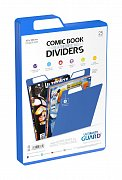 Ultimate Guard Premium Comic Book Dividers Blue (25)