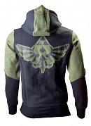 The Legend of Zelda Hooded svetr Green Character