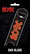 AC/DC Bar Blade / otvírák  Logo 12 cm