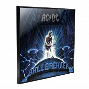 AC/DC Crystal Clear Picture Ball Breaker, 32 x 32 cm