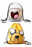 Adventure Time Gym taška  Reversible Finn & Jake