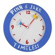 Adventure Time nástěnné hodiny Finn & Jake
